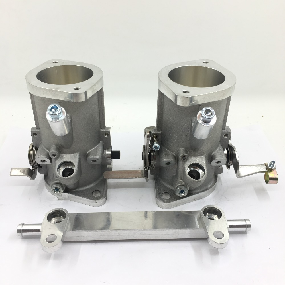 45IDA Throttle Bodies replace 45mm Weber and dellorto carburettor carburetor carb without 1600cc Injectors (fit)  top quality