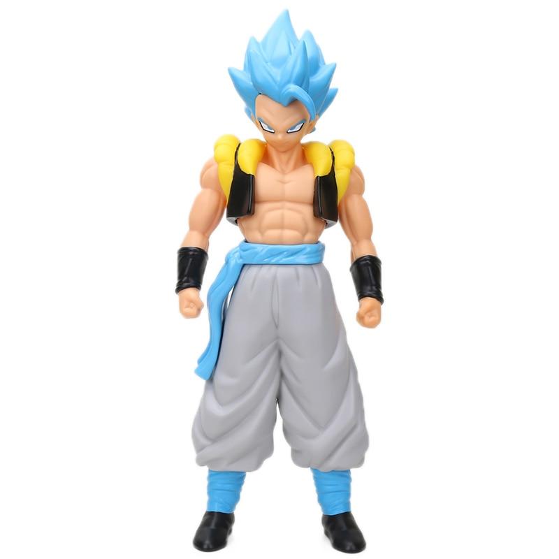 8-30 см Dragon Ball Z SCultures, большая серия Budoukai, фигурка из лазурита, наппа, радиц, Гоку, плавки, Вегета, сатана, Коллекционная модель - Цвет: 3542 33cm opp