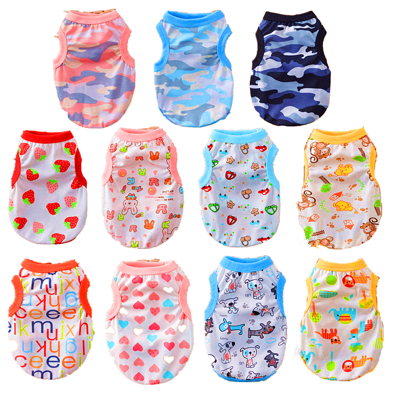 Pet Dog Clothes For Small Dogs Clothing Vest Clothing For Dogs Coat Puppy Fashion Outfit Pet Clothes For Dog Hoodies Chihuahua 3