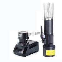 1pc Automatic Electric waterproof scraping scales machine steel scraping fish scale machine 2200mA 110-240V 75W