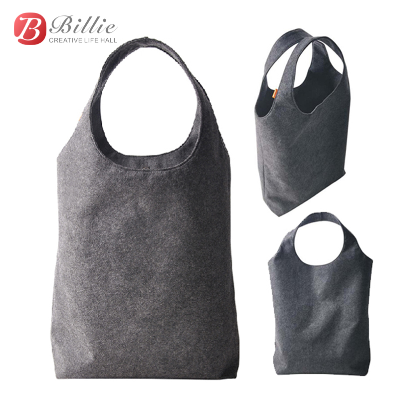 Wool Felt Laptop Bag Case for women tote bag PC handbag 12 13 14 15.6 inch computer notebook cover pouch For Macbook Handbag ...