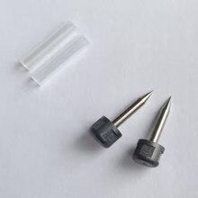 1 paio ELCT2 12 elettrodi elettrodi per FSM 11S/ FSM 12S/ 11R/ 12R/21S fibra ottica di fusione Splicer elettrodo rod