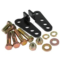 Adjustable 1 3 INCHES Lowering Kit For Harley Touring Electra Glide 2002 2012