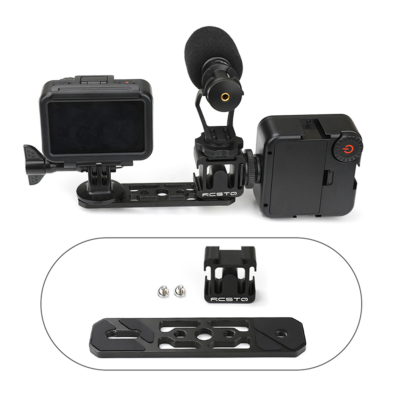Cold Boots Three Extensions for DJI Osmo Pocket Osmo Action Camera Accessories
