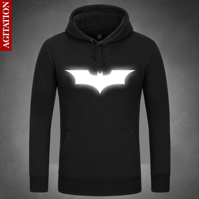 Hot Batman Dark Knight Logo Symbol Car Hoodies Hoody Pullover