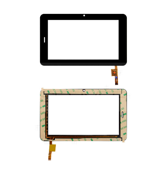 New 7'' inch Digitizer Touch Screen Panel glass For Prestigio MultiPad 7.0 PRIME DUO 3G PMP7170B3G_DUO (P/N:EST-04-0700-0893V1) new for asus eee pad transformer prime tf201 version 1 0 touch screen glass digitizer panel tools