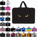 "Cute 9.7"" 10.1"" 11.6"" 12"" Netbook Tablet Neoprene Inner Pouch Cases For Apple Lenovo Samsung 13.3 14 15 17 Inch Notebook Laptops"