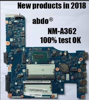 Abdo Lenovo G40-80 NM-A362 Laptop płyta główna I3 CPU zintegrowana grafika 100% test OK zapewnienie jakości