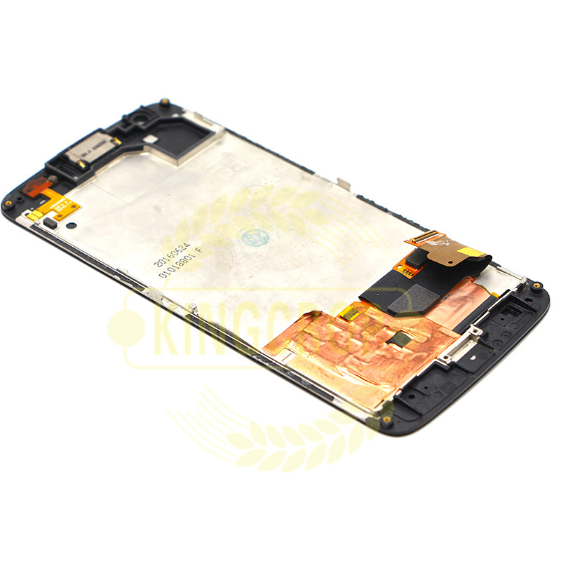 moto z force lcd with frame  (5)