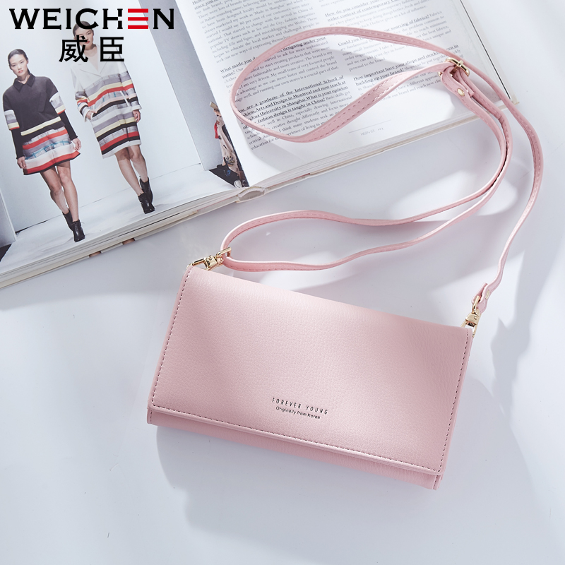 wholesale fashion Japan and South Korea style wallets women High quality PU long ladies wallets lovely Single shoulder bag japan and south korea in 2016 the new evening bag luxury sequins mesh ladies handbags fashion high grade magnetic buckle bag
