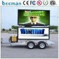 Leeman мобильный этап грузовик, Мобильная сцена прицеп, Шэньчжэнь большой яркий 10 мм из светодиодов мобильный рекламный щит для грузовик