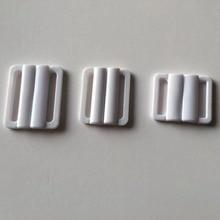 18184ef94 6 jogos lote 12mm 20mm 25mm 30mm Biquíni Fechamento de Volta Fivela Biquíni  Clipes Gancho   Snap Plástico claps Fecho Do Sutiã S..
