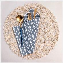 Estera de cuerda de cáñamo tejida a mano y manteles individuales, accesorios de fotografía INS para fruta, Fondo de estudio de fotografía