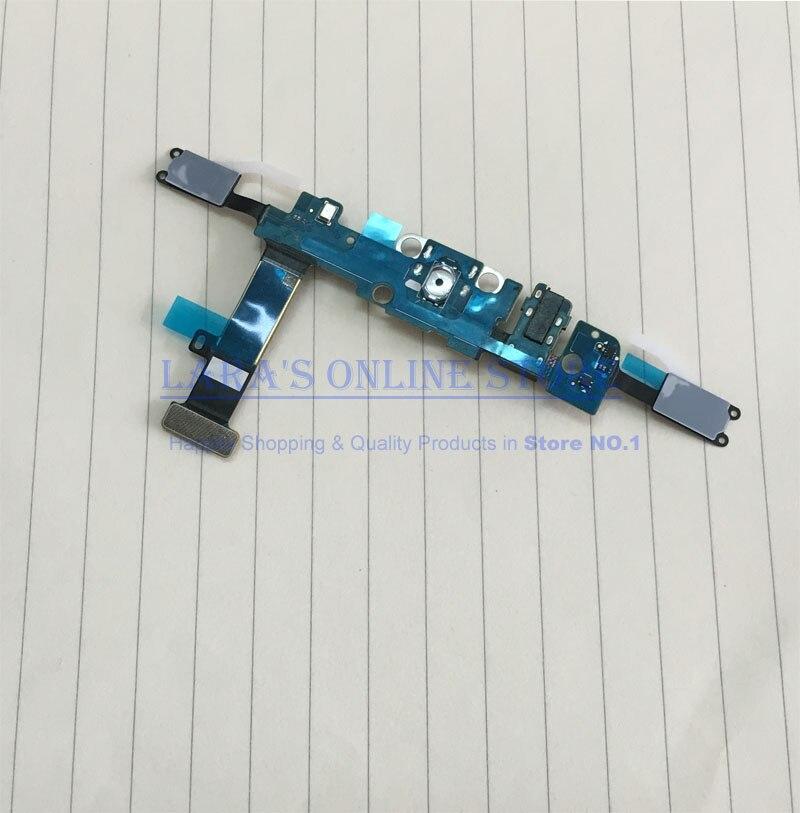 D'origine Testé pour Samsung Galaxy A3 2016 A310f USB Dock Chargeur De Charge Micro Accueil Bouton Écouteur Jack Flex Câble