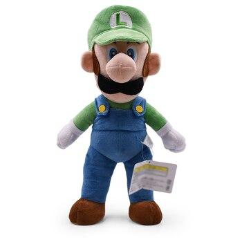 Peluche Luigi 40CM Super Mario Bros