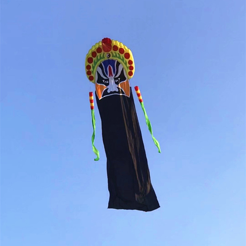 Livraison gratuite 8 m 10 m 20 m 27 m grands cerfs-volants d'opéra volants de pieuvre cerfs-volants de puissance pour adultes 3d cerf-volant usine parafoil marche dans le ciel