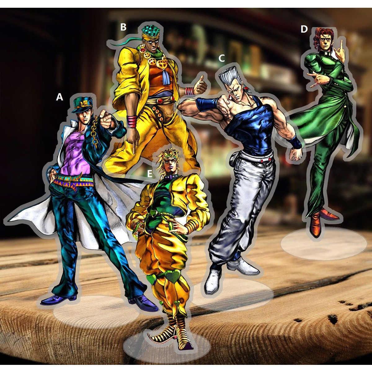 JoJo/'s Bizarre Adventure Part.3 Kujo Jotaro Second Figure New 15cm
