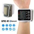 Health Smart Germany Chip Automatic Lcd Wrist Digital Blood Pressure Monitor Tonometer Meter Health Care