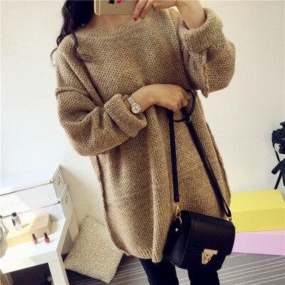 Aliexpress.com : Buy Women winter Korean junior pullover warm ...