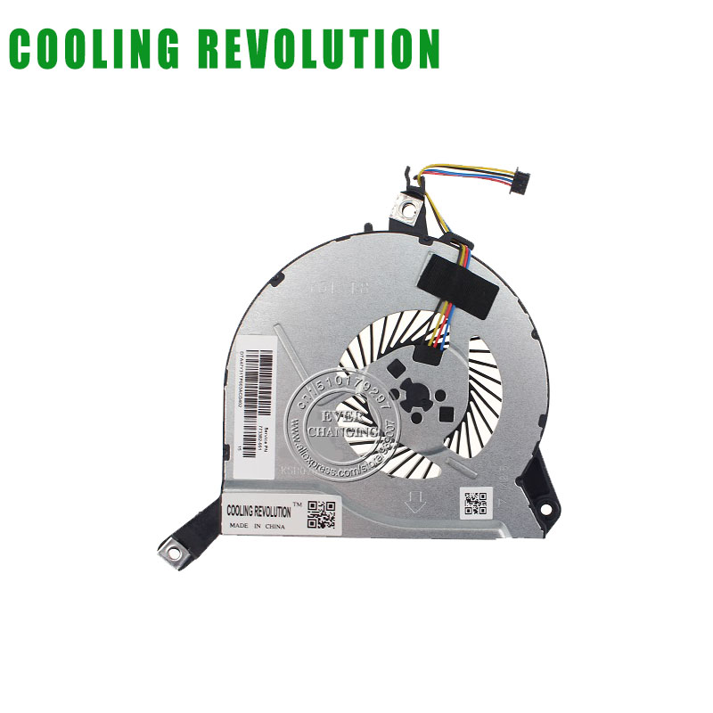 New CPU FAN For HP ENVY NOTEBOOK - 14 DTA47Y31TO003AMD296 773382-001