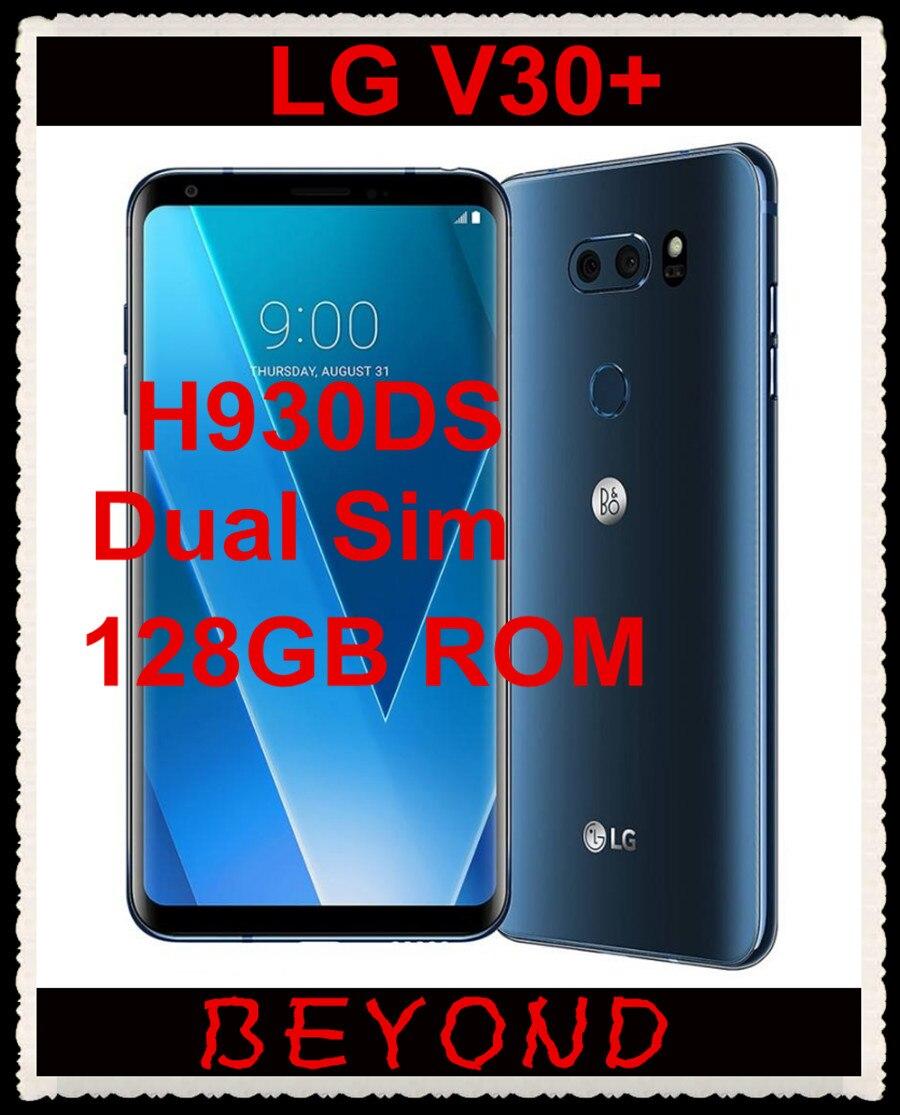 LG V30+ Dual H930DS Original Unlocked GSM LTE Android Dual Sim Octa Core RAM 4GB ROM 128GB 6.0