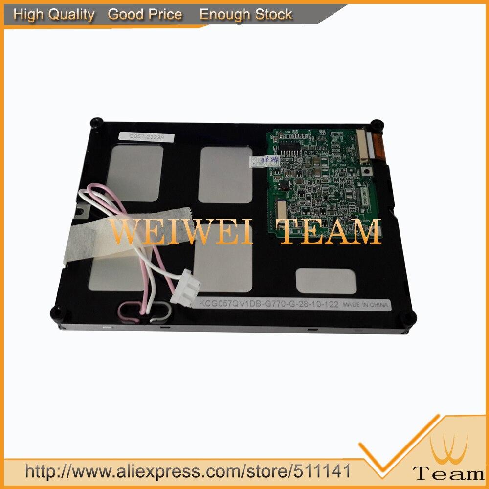 Écran d'origine pour synthétiseur Yamaha Motif XS8 et consoles de mixage numérique série LS9 remplacement de réparation de panneau d'écran LCD
