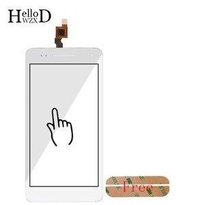 Image 5 - Панель сенсорного экрана 5 дюймов для дигитайзера тачскрина, передняя стеклянная линза, датчик гибкого кабеля, инструменты, клей