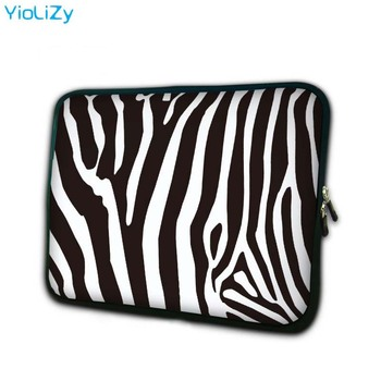 7 9 7 12 13 3 14 15 6 17 3 laptop bag tablet bag protective case notebook liner sleeve pc cover for macbook air 11 case ns 15111 print zebra Notebook liner Sleeve 7 9.7 11.6 13.3 14 15.6 17.3 inch Ultrabook protective case Laptop Bag PC tablet cover NS-3382
