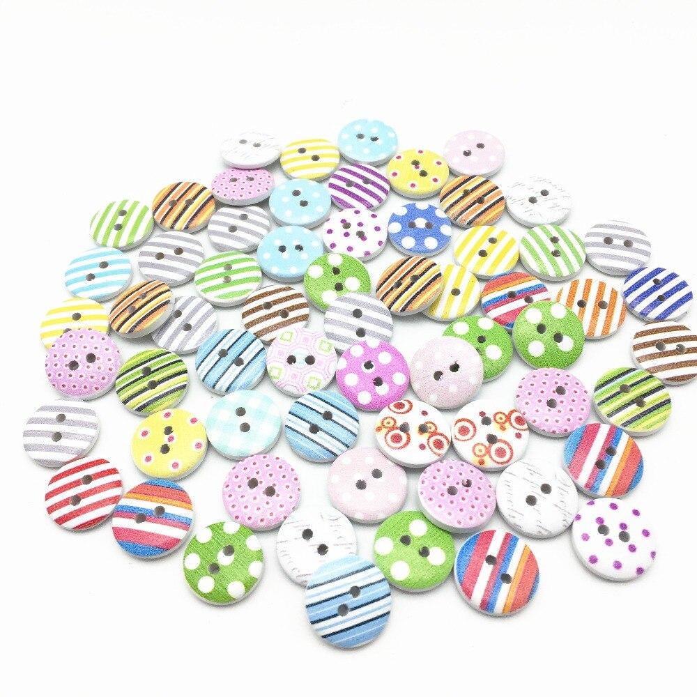 Botones Mezclados 100g Surtido Tamaños Colores Artesanía Coser Cardmaking Adornos