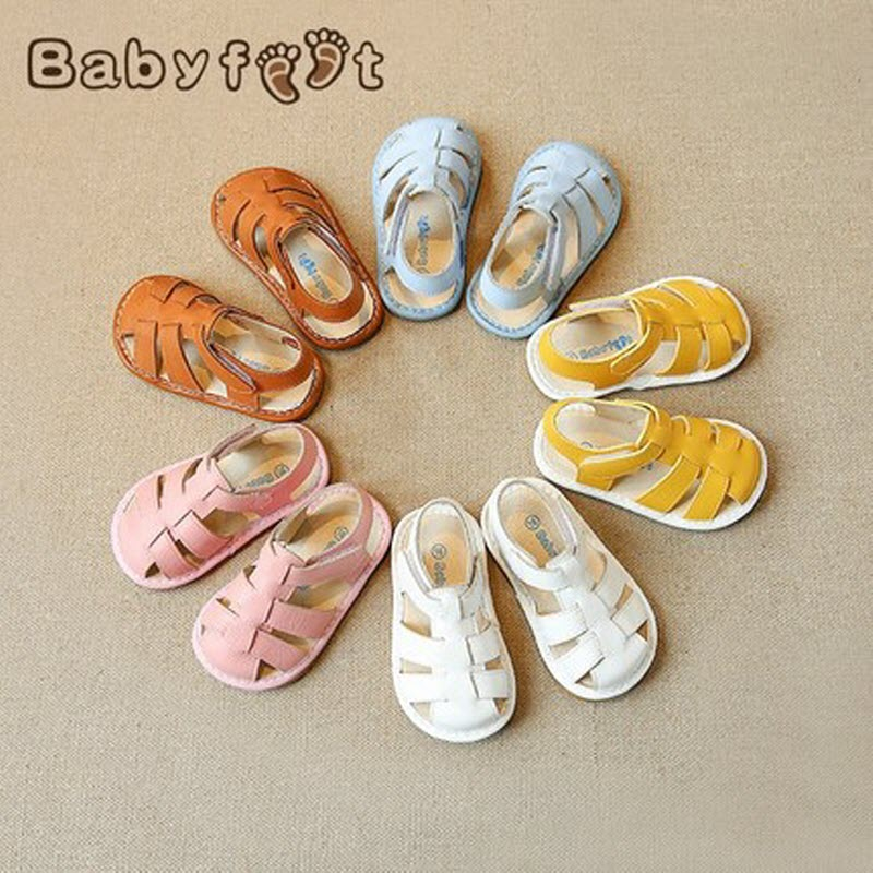 Babyfeet summer toddler shoes 0-2 year old Newborn baby boy children sandals Solid Genuine leather  infant infantile boys shoes babyfeet newborn baby boy shoes toddler sandals leather non slip kids shoes 0 1 years old boy girl children infant infantile