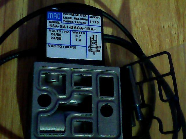 все цены на  Brand new original American MAC high frequency electromagnetic valve 45A-SA1-DACA-1BA  онлайн