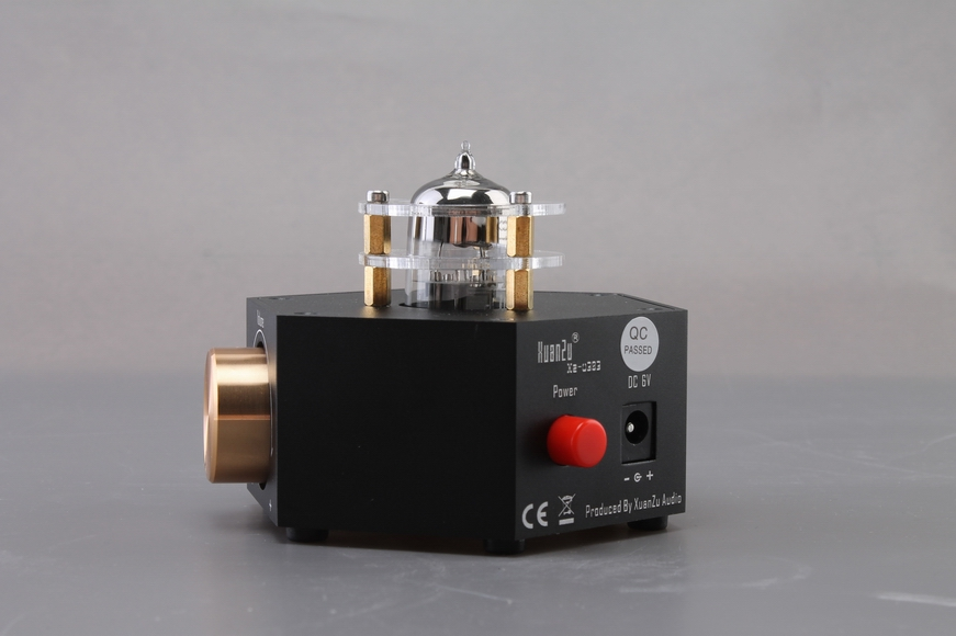 2017 Lastest U303 Class A 6N3 Vacuum Tube Headphone Amplifier Stereo HiFi Earphone Pre-Amp Free Shipping 1pcs high quality 6n3 6z4 tube valve pre amp class a audio stereo preamplifier include transformer g2 007