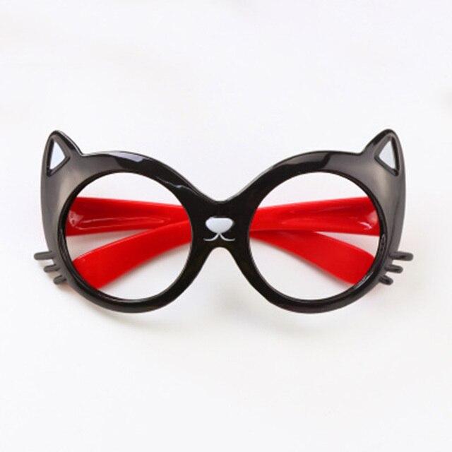 Verano Nueva Moda Gafas Accesorios Niños Sin Lentes Monturas de ...