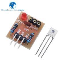 TZT лазерный датчик модуль немодулятор трубка лазерный приемник модуль DIY для arduino