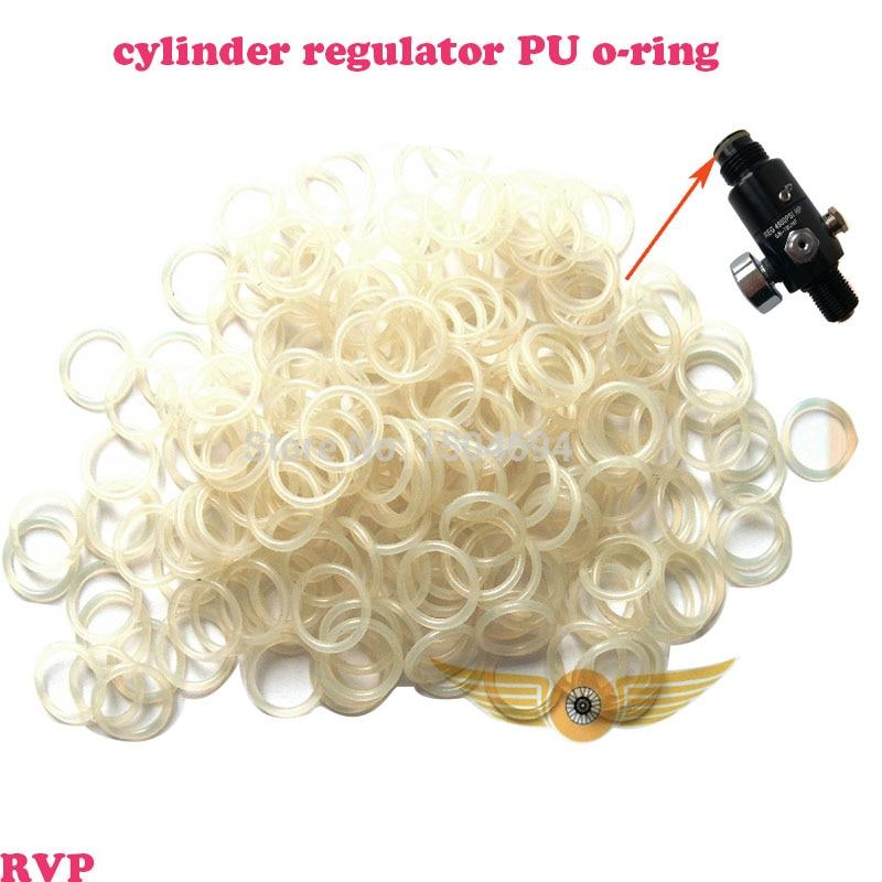 New PCP Paintball Tank Regulator Seal O-ring Strong Polyurethane O-ring 25pcs/lot