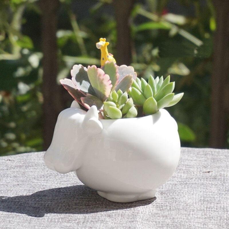 Vasen 2019 Neuer Stil Keramik Multi-faceted Kugelförmige Vase Blumentopf Festival Geschenke Hause Keramik Anlage Delicate Kreative Weiß
