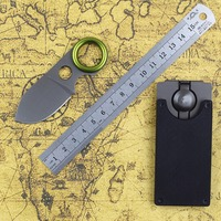 NEW EDC Camping GDC Money Clip Knife Outdoor Multifunctional Portable Pocket Knife Hunting Camping Rescue Survival