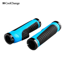 CoolChange Mountain Bike Handlebars Lockable Handle Grip MTB Anti - Skid ergonomics Bikes Handlebar Bicycle Handles