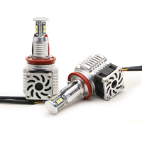Extremely High power 80W H8 LED Angel Eyes Ring Marker Bulbs for BMW E60 E61 E90 E92 E70 E71 E82 E89 1 3 5 Series Z4 X5 X6