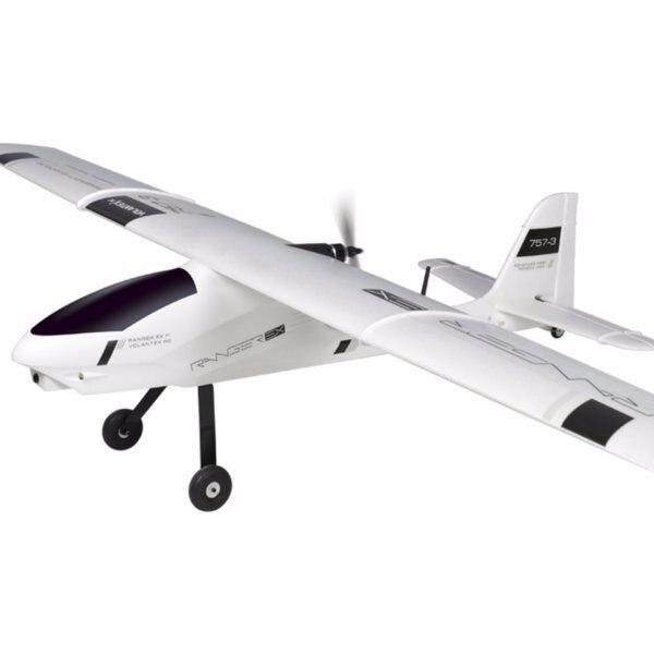 Nouvelle Version Volantex Ranger EX 757-3 1980mm Envergure Longue Portée FPV RC Avion PNP
