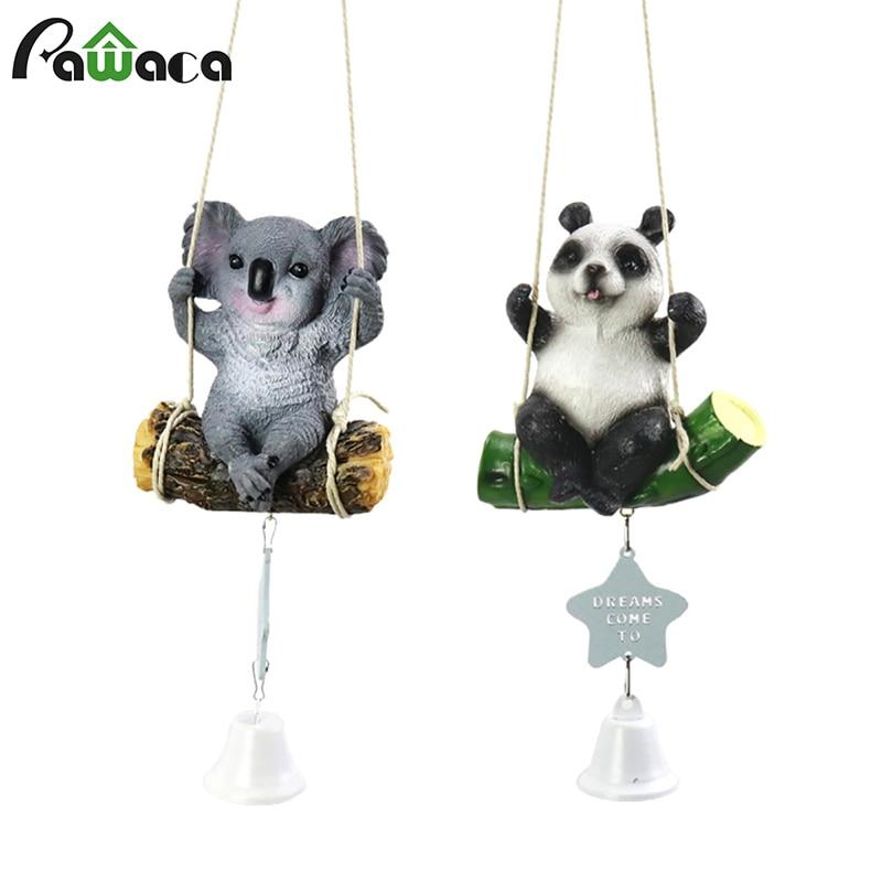 Panda Wind Chime