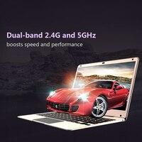 T-bao Tbook Air Laptop 12.5 ''Laptop Quad Core 1.1 GHz 4 GB RAM 128 GB SSD Podwójny WiFi Dla Intel Celeron N3450 Typu C dla Windows10