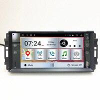 Android 7,1 2 Din 7 дюймов dvd плеер автомобиля для Jeep/wrangler/patriot/Компас/Путешествие Оперативная память 1 г Встроенная память 16 г WI FI gps навигации радио