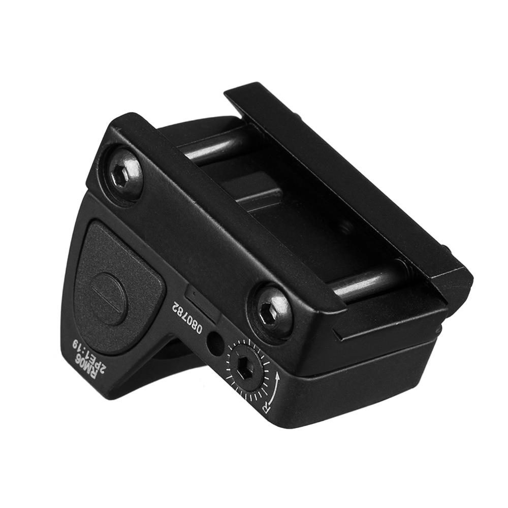 Image 4 - Hunting Glock Optical Micro Reflex Red Dot Sight Scope Riflescope Adjustable Brightness Rifle Scopes Airsoft Optics Sigh-in Riflescopes from Sports & Entertainment