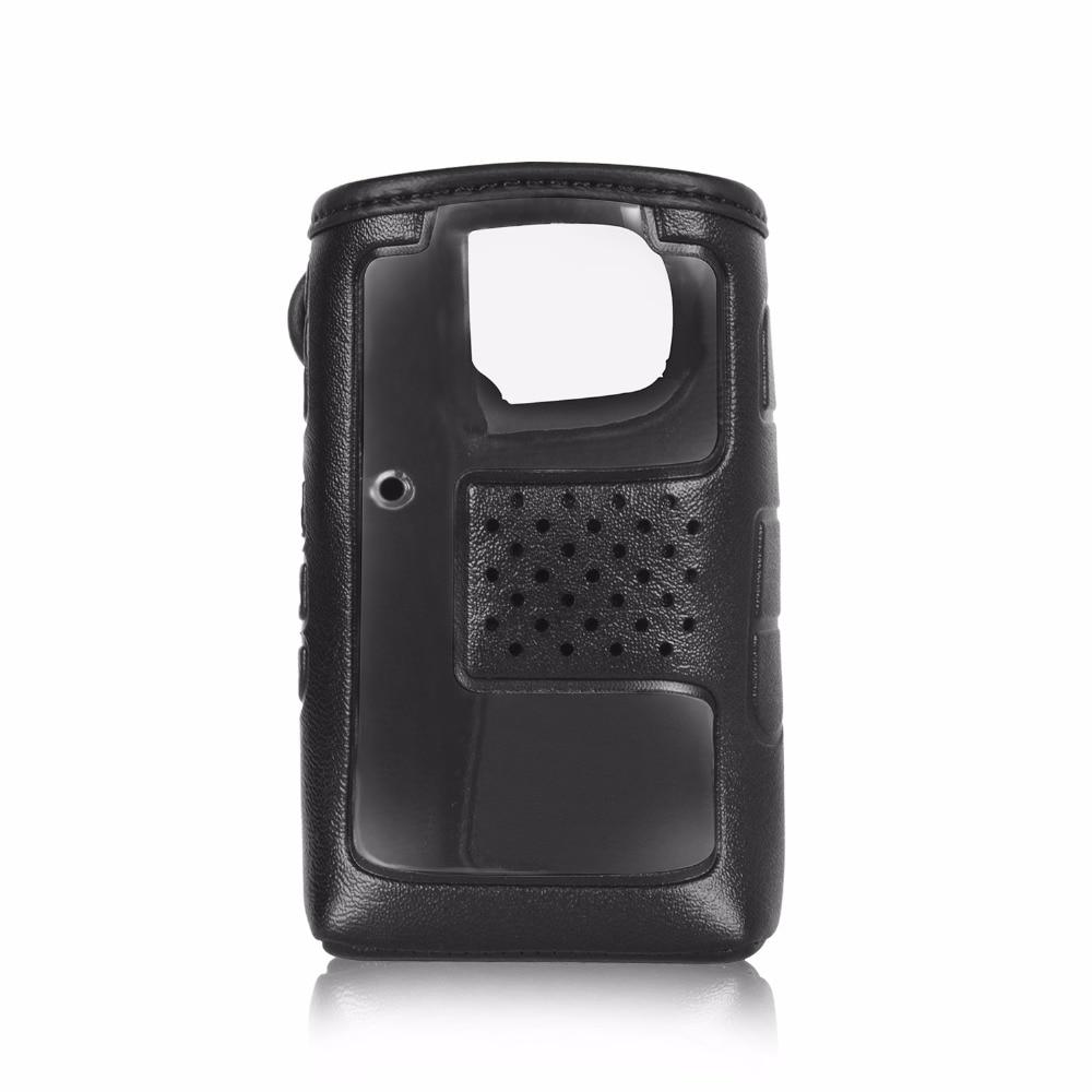 SHC-27 Soft Case Leather Case For Walkie Talkie Yaesu FT-70DR,FT-70DE Handhelds Two Way Radio