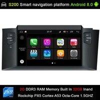 Android 8,0 система PX5 Octa 8 ядерный Процессор 2G Ram, 32 ГБ Rom автомобильный dvd радио GPS навигация для Citroen C4 C4L DS4 2011 2016