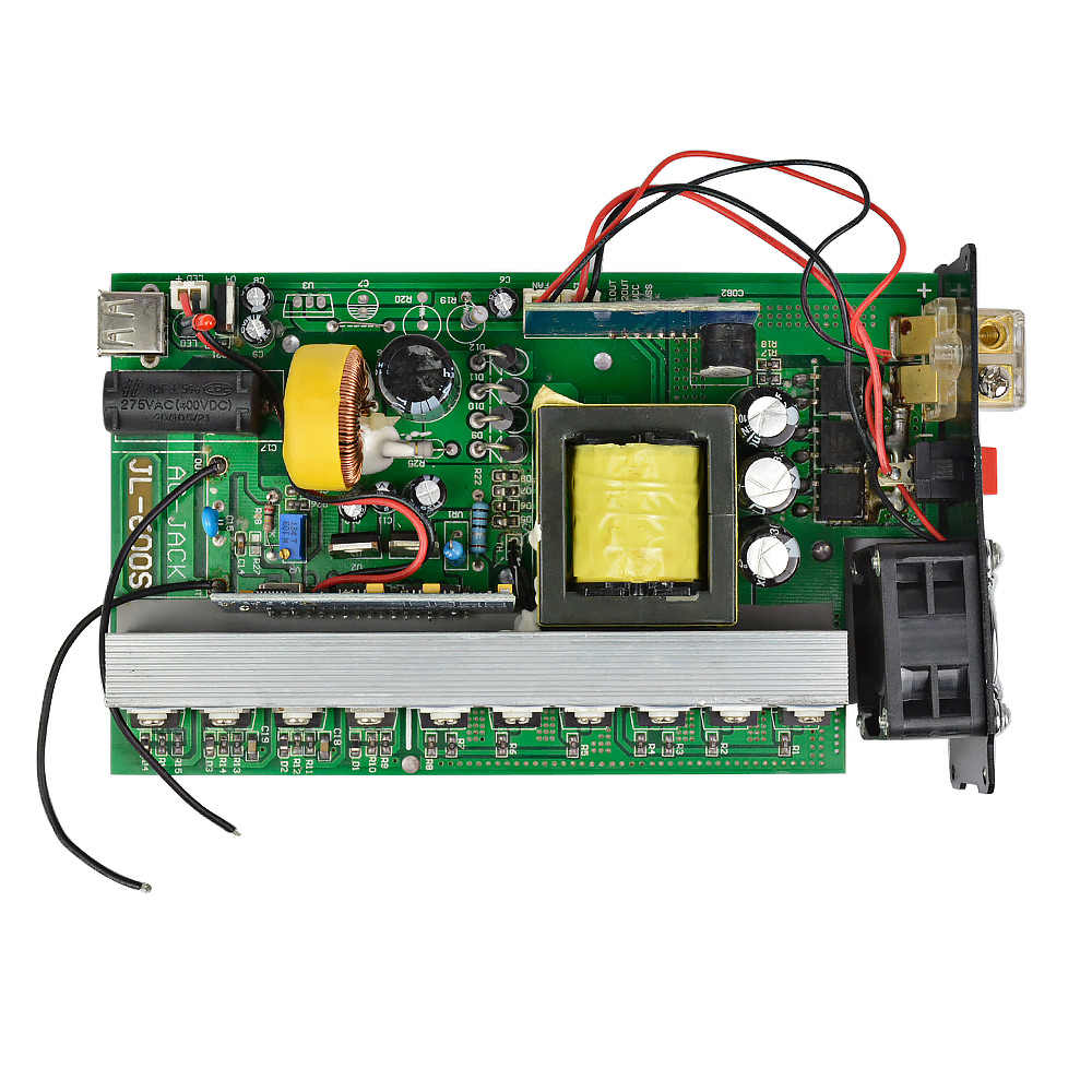 small resolution of  aiyima pure sine wave inverter board 500w dc12v to ac220v peak 1000w boost module dc