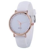Silicone Women S Quartz Wristwatches Fashion Casual Candy Color Ladies Dress Watches Simple Sports Watches Relogio