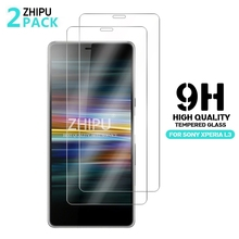 2 Pcs Tempered Glass For Sony Xperia L3 Glass Screen Protector 2.5D 9H Tempered Glass For Sony Xperia L3 5.7 Protective Film