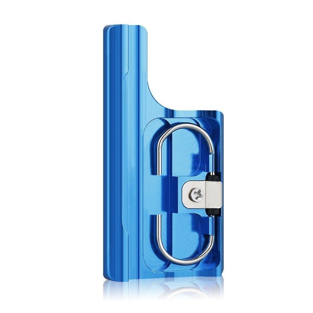 Telesin Aluminum Replacement Latch Rear Snap Lock Buckle for GoPro Hero 4 Hero 3 Camera Standard